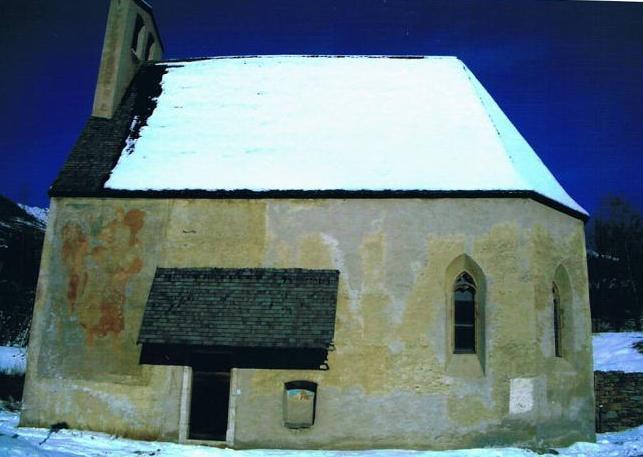 Sonta Klas Kirche von Laas